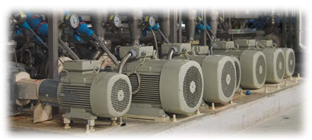industrial electric heavy duty motors rebuilders